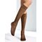 Solidea Miss Relax Micro Rete Sheer Support Knee Highs