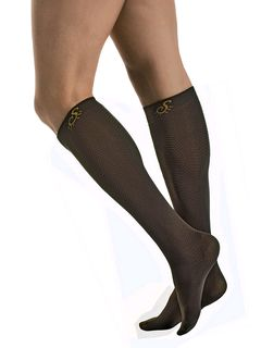Active Energy Sports Compression Socks » £28.90 - Solidea Style 440A5 - Support Knee Highs from Pebble UK