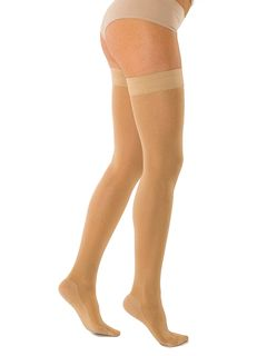 Marilyn Therapeutic Compression Hold Ups Ccl2 Plus Line » £59.95 - Solidea Style 339B8 - Therapeutic from Pebble UK